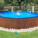 Samonosné bazény