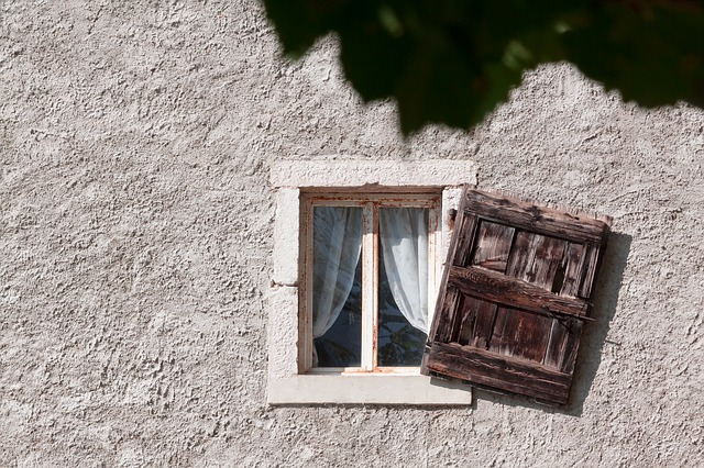 Výměna oken v panelovém domě